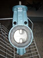 Бътерфлай клапа механична Ф80