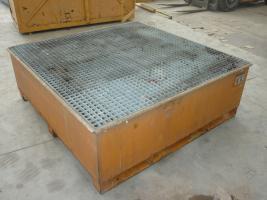 Метална каптажна вана BAUER AW 800
