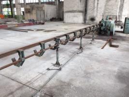 Машина за изправяне и рязане на арматурна стомана до №16 -  ГД162