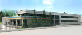 Office, storage and production base - MC Bauchemie, Pravets