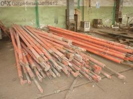 Кофражен вертикализатор PERI RSS III 4,60 - 6,00 m